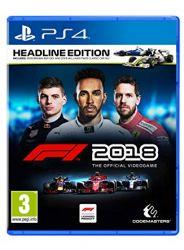 F1 2018 - Seminovo - PS4