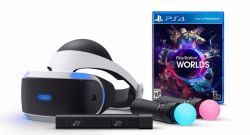 Playstation VR Launch Bundle - VR Worlds Included - PS4 (ZVR1)