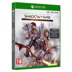 Terra Média: Sombras da Guerra - Edição Definitiva - Seminovo - Xbox One
