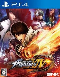 The King of Fighters XIV - Seminovo - PS4