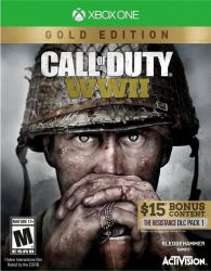 Call of Duty: WWII - Gold Edition - Xbox One