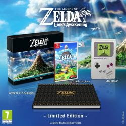 The Legend of Zelda: Links Awakening - Limited Edition- Nintendo Switch