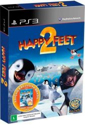Happy Feet 2 + Filme - PS3