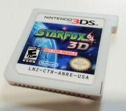 StarFox 64 3D - Seminovo - (S/ Case) - Nintendo 3DS