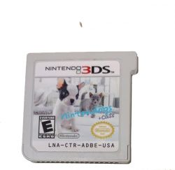 Nintendogs + Cats (S/ Case) - Nintendo 3DS