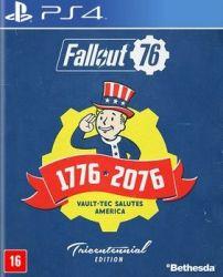 Fallout 76 Edição Tricentenária - PS4
