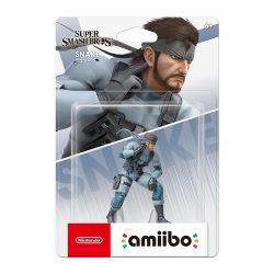 Amiibo Super Smash Bros Snake  - Nintendo Switch