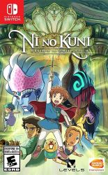 Ni no Kuni: Wrath of the White Witch Remastered - Nintendo Switch