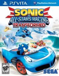 Sonic & All Star Racing Transformed - PSVITA