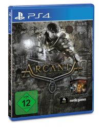 Arcania: The Complete Tale - Seminovo - PS4