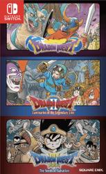 Dragon Quest Trilogy - Nintendo Switch