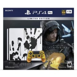 Console Sony Playstation 4 PRO Death Stranding Limited Edition 4K HDR 1TB - PS4
