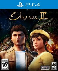 Shenmue III 3 - PS4