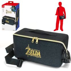 Bolsa Carry All Bag Zelda Breath Of The Wild - Nintendo Switch