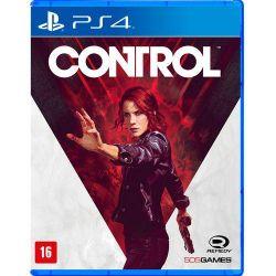 Control - Seminovo - PS4