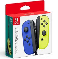 Controle Joy-Con L/R Amarelo / Azul Yellow Blue - Nintendo Switch