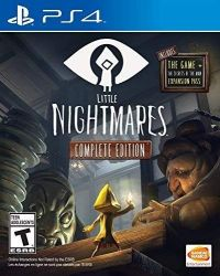 Little Nightmares - Complete Edition - PS4