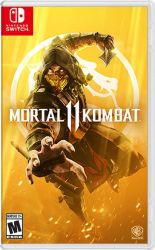 Mortal Kombat 11 - Seminovo - Nintendo Switch