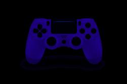 Controle DualShock 4 Roxo Elétrico - PS4