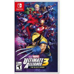 Marvel Ultimate Alliance 3: The Black Order - Seminovo - Nintendo Switch