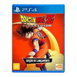 Dragon Ball Z Kakarot - PS4 (Pré-venda)