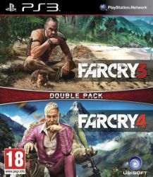 Far Cry 3 & Far Cry 4 - Double Pack - PS3
