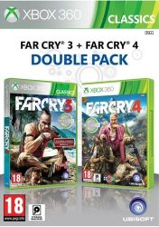 Far Cry 3 & Far Cry 4 - Double Pack - Xbox 360