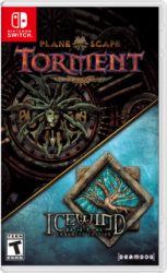 Planescape: Torment and Icewind Dale: Enhanced Editions - Nintendo Switch