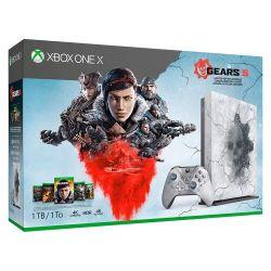 Console Xbox One X 1TB Edição Limitada Gears 5 - Seminovo