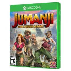Jumanji The Video Game - Seminovo - Xbox One