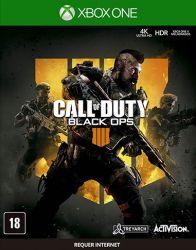 Call of Duty Black Ops 4 - Seminovo - Xbox One