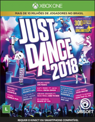 Just Dance 2018 - Seminovo - Xbox One