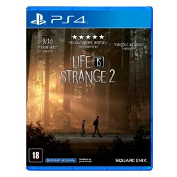 Life is Strange 2 - PS4 (Pré-venda)