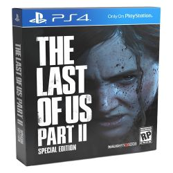 The Last Of Us II Special Edition - PS4 (Pré-venda)