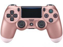 Controle DualShock 4 Rosa Dourado - PS4