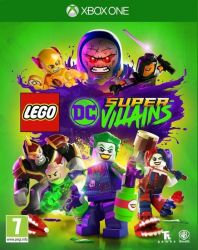 LEGO DC Super-Villains - Xbox One
