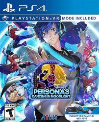 Persona 3 Dancing In Moonlight - PS4
