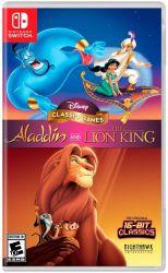 Disney Classic Games: Aladdin e Rei Leão  - Nintendo Switch