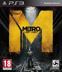 Metro: Last Light - PS3