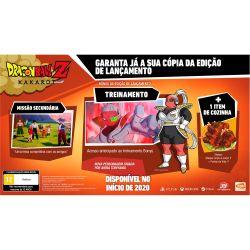 Dragon Ball Z Kakarot - Seminovo - Xbox One
