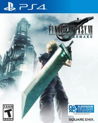 Final Fantasy VII: Remake - PS4