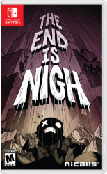 The End is Nigh - Seminovo - Nintendo Switch