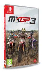 MXGP 3: The Official Motocross Videogame - Seminovo - Nintendo Switch