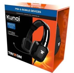 Headset Triton Kunai Stereo - PS4/Mobile