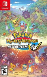 Pokémon Mystery Dungeon - Rescue Team DX - Nintendo Switch