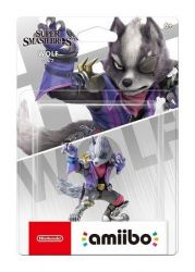 Amiibo Super Smash Bros. Collection Wolf - Nintendo Switch