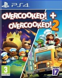Overcooked! & Overcooked! 2 - PS4