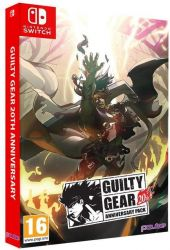 Guilty Gear 20th Anniversary Pack Artbook - Nintendo Switch