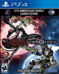 Bayonetta & Vanquish 10th Anniversary Bundle - Launch Edition - PS4