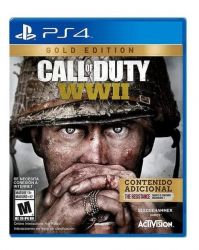 Call of Duty: WWII Gold Edition - PS4